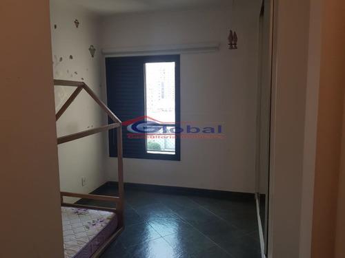 venda apartamento - v. santa teresa - santo andré - gl38952