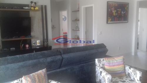 venda apartamento - valparaíso - santo andré - gl37446