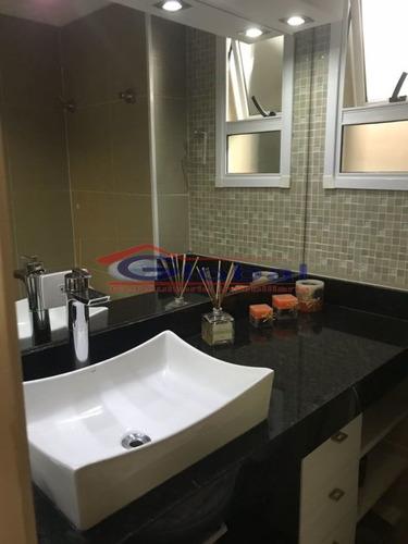 venda apartamento - vila américa - santo andré - gl38440