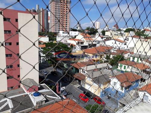 venda apartamento - vila bastos - santo andré - gl37824