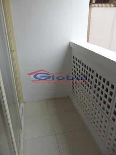 venda apartamento - vila bastos - santo andré - gl37866
