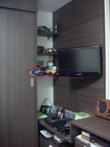 venda apartamento - vila gilda - santo andré - gl37835