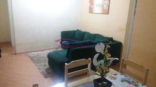 venda apartamento - vila homero thon - santo andré - gl37070