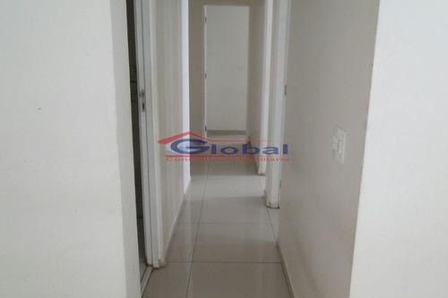 venda apartamento - vila homero thon - santo andré - gl38194