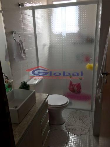 venda apartamento - vila pires - santo andré - gl37970