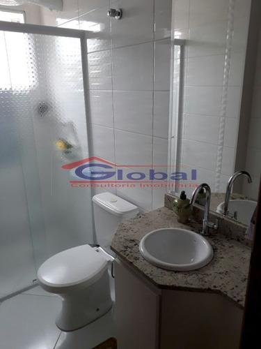 venda apartamento - vila pires - santo andré - gl38452