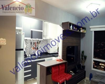 venda - apartamento - vila são pedro - americana - sp - 2336ama