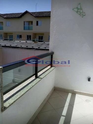 venda apartamento - vl. pires - santo andré - gl35298