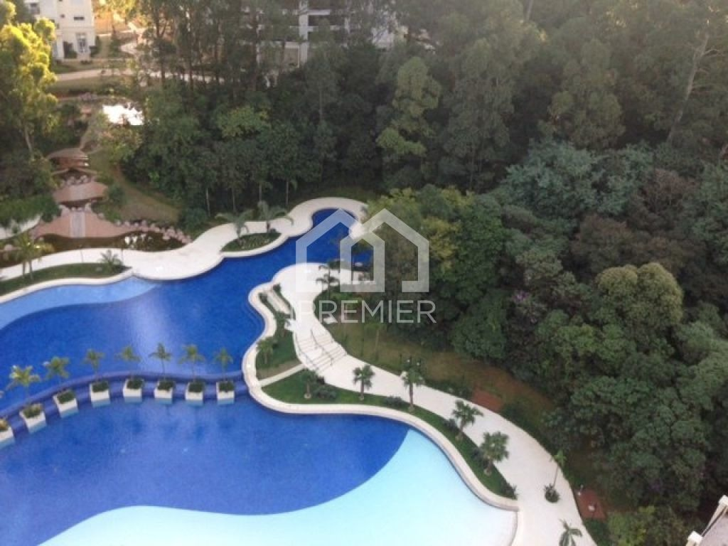 venda apto 160m domínio marajoara! incrível complexo aquático condominio clube resort interlagos - mo4246
