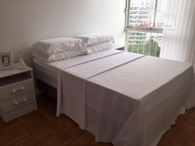 venda apto 2 dorms,1 wo - ap0852