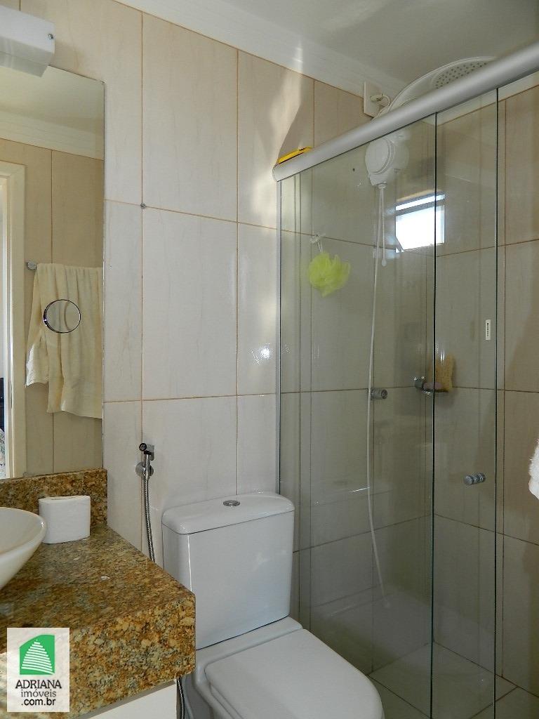 venda apto 3 quartos sendo 1 suite 1 vaga armários - 4486