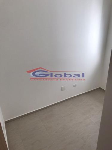 venda apto. sem condominio - pq. das nações - santo andré - gl37789
