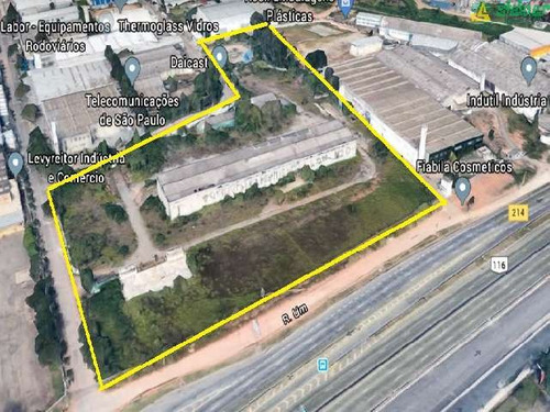 venda área comercial cumbica guarulhos r$ 37.000.000,00