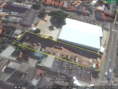 venda área comercial ponte grande guarulhos r$ 2.500.000,00