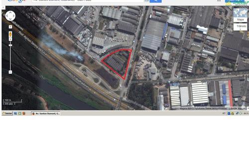 venda área industrial cumbica guarulhos r$ 25.000.000,00
