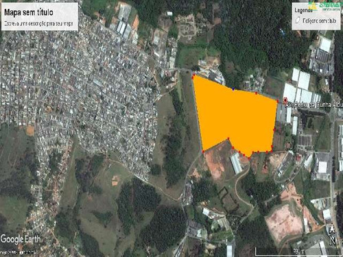 venda área industrial jardim perobal itaquaquecetuba r$ 70.000.000,00