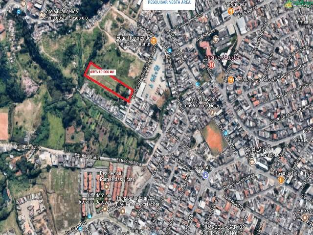 venda área residencial jardim são joão guarulhos r$ 3.500.000,00
