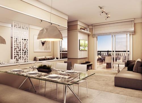 venda cambuci - minha casa minha vida em construção - apto. novo 2 dormitórios - 1 vaga de garagem - lazer completo. - ap0569