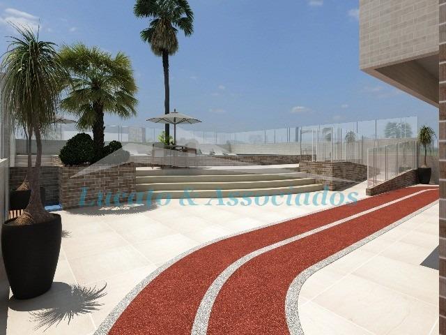 venda canto do forte, praia grande 2 dormitórios sendo 1 suíte, 1 sala, 1 banheiro, 1 vaga - ap01437 - 32368681