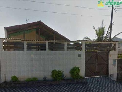 venda casa 3 dormitórios balneário jussara mongaguá r$ 315.000,00
