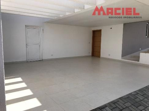 venda - casa com cozinha integrada - bairro urbanova - sjc