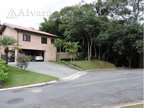 venda casa de condomínio barueri alphaville - c2228