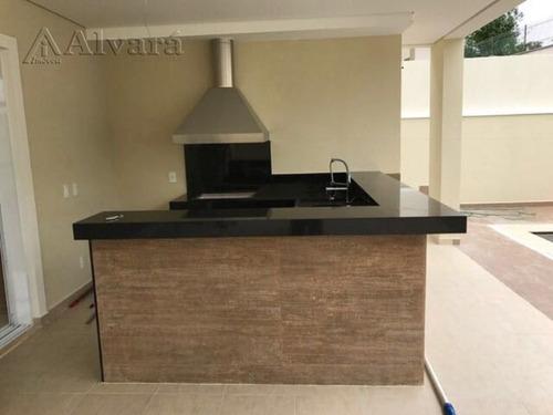 venda casa de condomínio são paulo alphaville - s2105