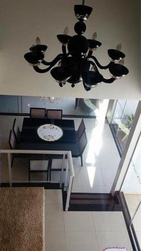 venda - casa em condomínio fechado - belvedere - ca0493