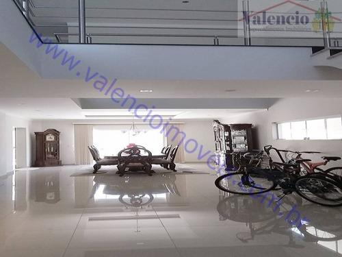 venda - casa em condomínio - terras do imperador - americana - sp - 497iv