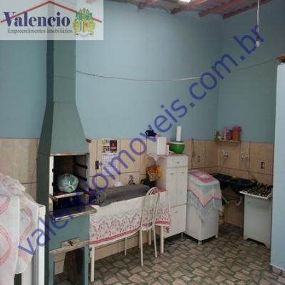 venda - casa - parque nova carioba - americana - sp - 951gv