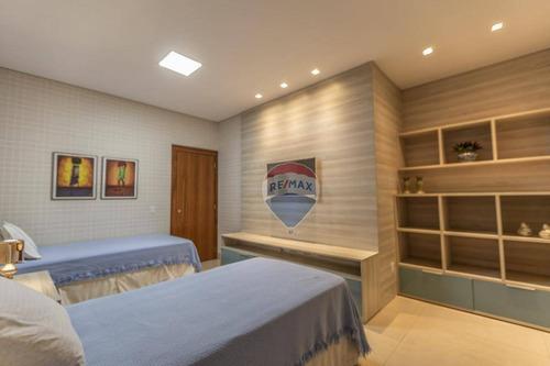 venda - casa térrea - alphaville 2 - mobiliada - ca0677