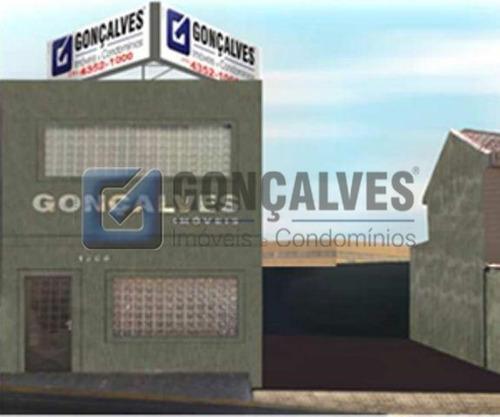 venda casa terrea santo andre vila alzira ref:94448 - 1033-1-94448