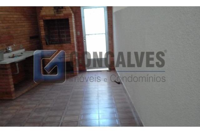 venda casa terrea sao bernardo do campo bairro assunçao ref: - 1033-1-135864