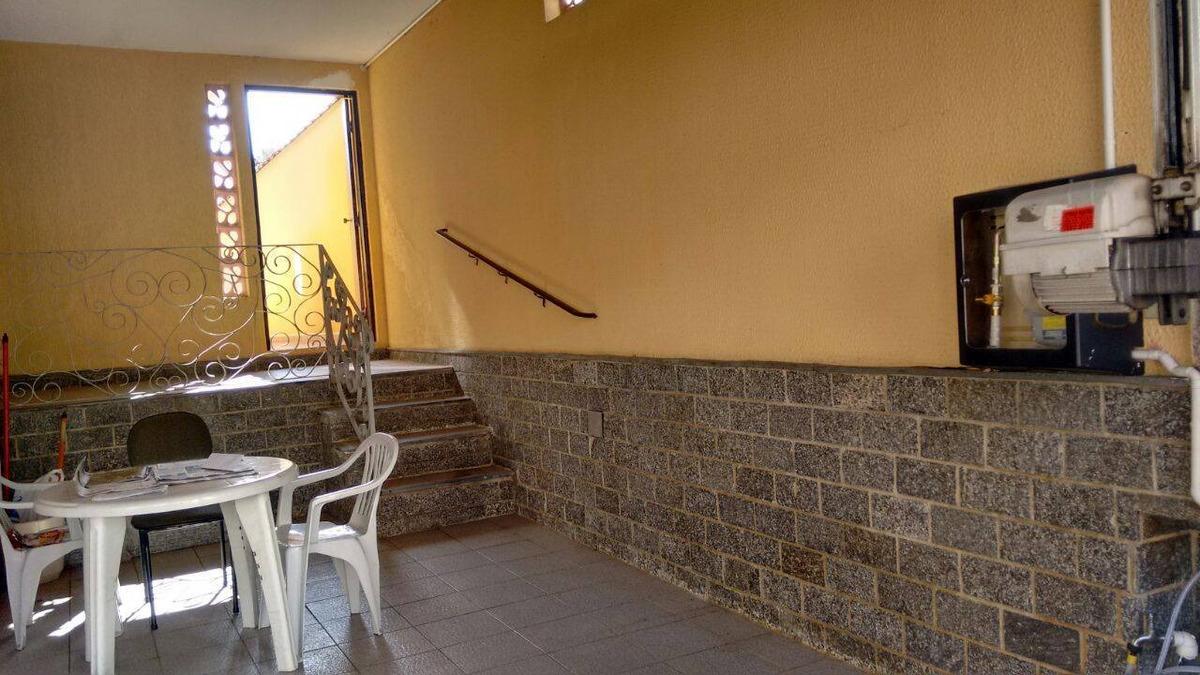venda casa terrea sao bernardo do campo jard do mar ref:6154 - 1033-6154