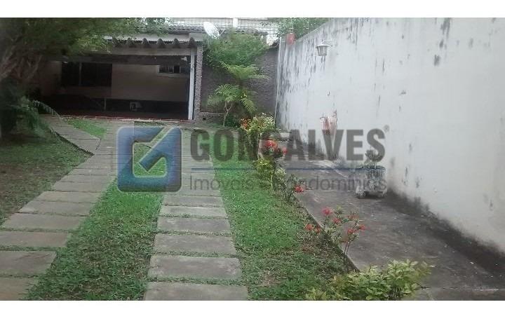 venda casa terrea sao bernardo do campo vila duzi ref: 13117 - 1033-1-131174