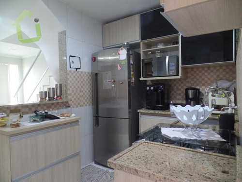 venda - casa triplex em condomínio - bairro da luz