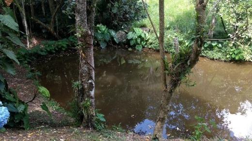 venda chácara com lagos em  itapecerica da serra- vi137