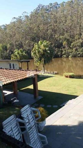 venda chácara / sítio rural em condomínio lago do imperador mairiporã r$ 750.000,00