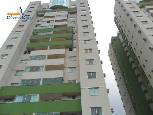 venda cobertura res torre macedônia, anápolis - co0001