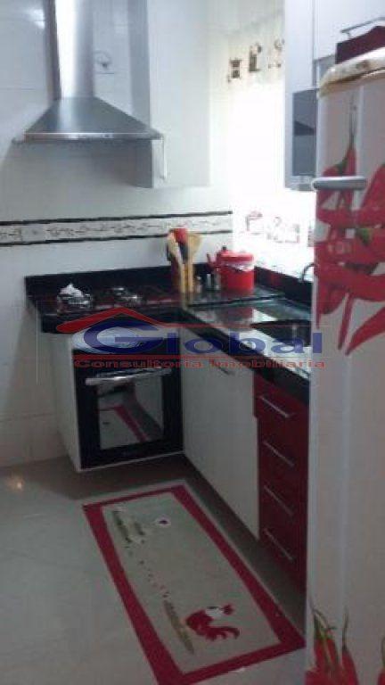 venda cobertura s/ condomínio - vila camilópolis - santo andré - gl36443