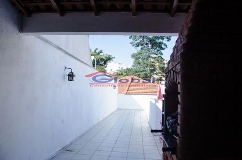 venda cobertura sem condomínio - campestre - santo andré - gl39256