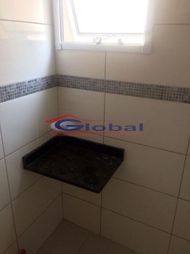 venda cobertura sem condomínio - v. américa - santo andré - gl38550