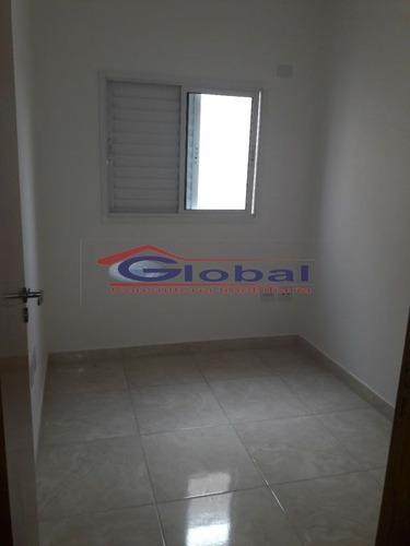 venda cobertura sem condomínio - vila pires - santo andré - gl38407
