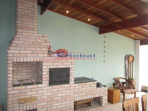 venda cobertura sem condomínio - vila pires - santo andré - gl39083