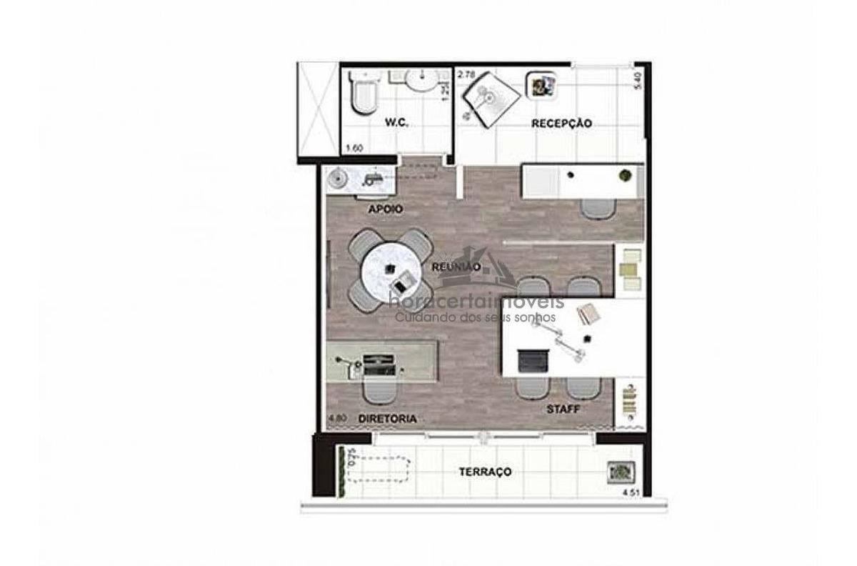 venda conjunto comercial/sala osasco centro - 329