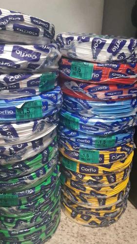 venda de fios e cabo flexíveis