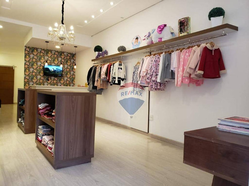 venda de ponto comercial de roupa infantil - lo0009