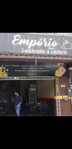 venda de ponto lanchonete e restaurante