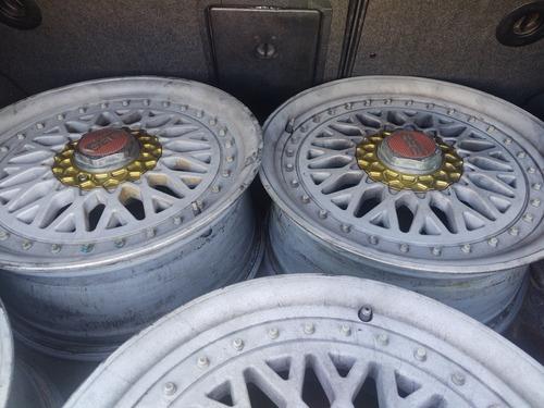 venda de roda aro 17 multifuro modelo bbs
