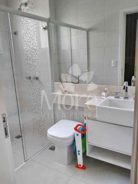 venda de sobrado alto padrão com piscina, acabamento de qualidade, 3 quartos, sendo 3 suítes, no condomínio portal do lago em sumaré sp - ca00680 - 34048250